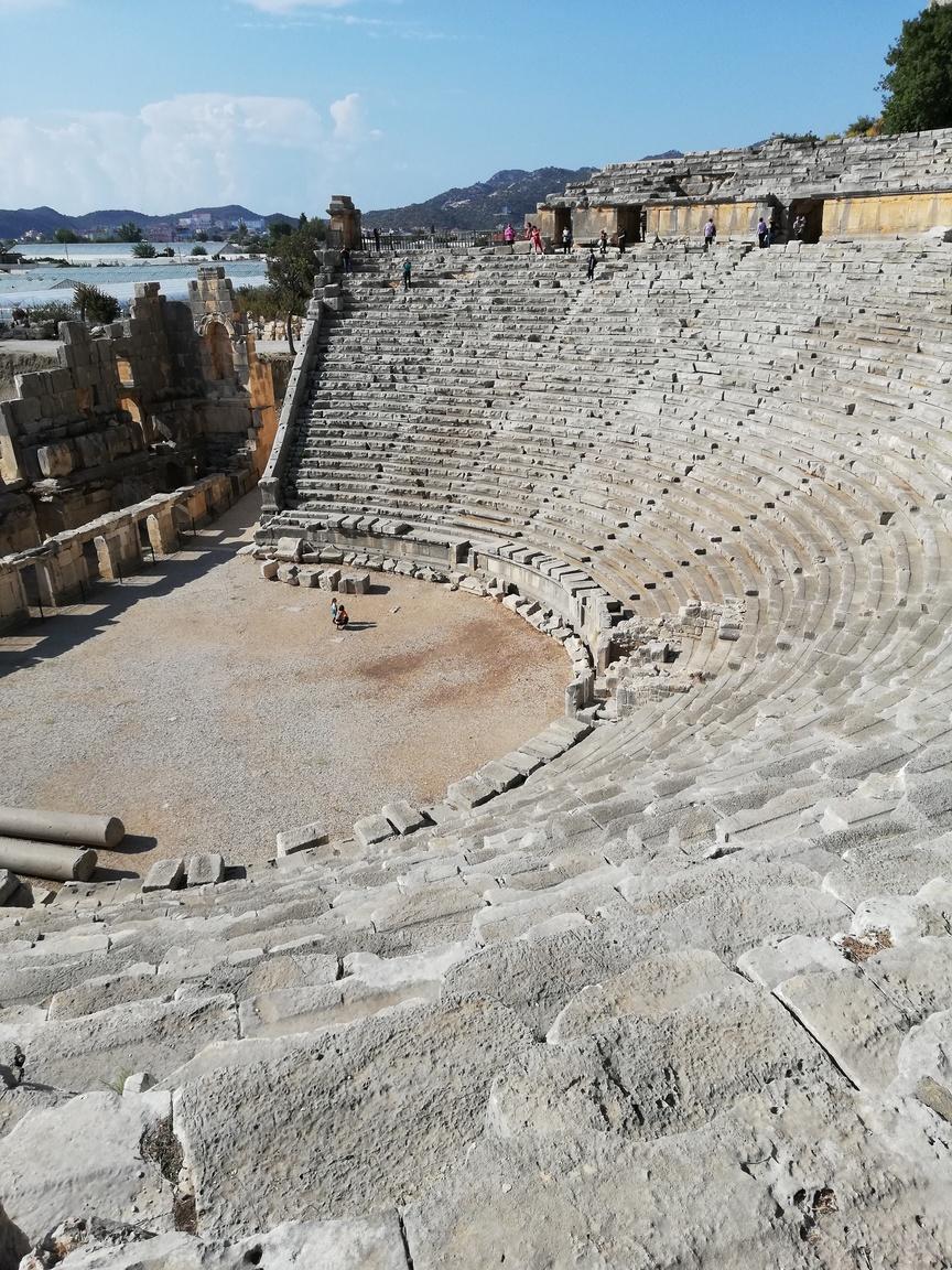 Efes, cetate